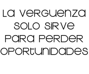 frases and verguenza image