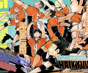 archive, haikyuu, and nishinoya yuu image