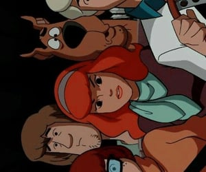 background, wallpaper, and scooby doo image