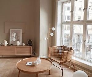 aesthetic, bedroom, and beige image