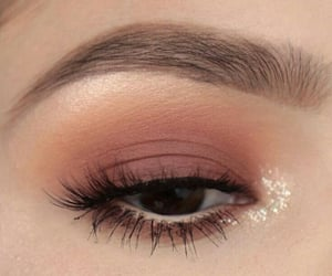 makeup, beauty, and cute image