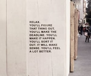 positive, street, and words image