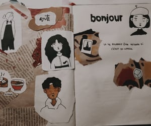 art, like, and art journal image