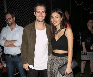 victoria justice and james maslow image