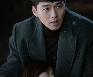 hyun bin, son ye jin, and crash landing on you image