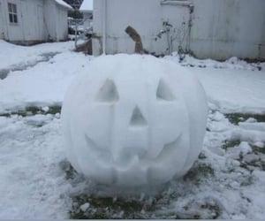 Halloween, winter, and invierno image
