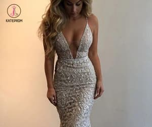 ball gowns, prom dresses, and mermaid prom dress image