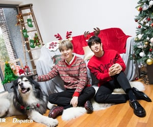 christmas, sin, and kim seokjin image