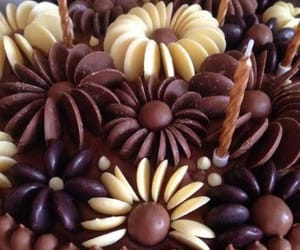 cakes, chocolate, and food image
