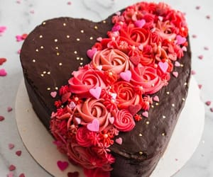 cakes, flowers, and decoration image