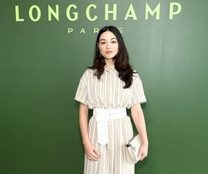 Longchamp and crystal reed image