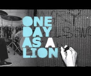 one day as a lion image