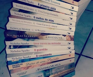 books, stories, and nicholas sparks image