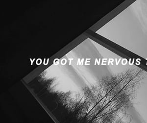 nervous, the neighbourhood, and the nbhd image