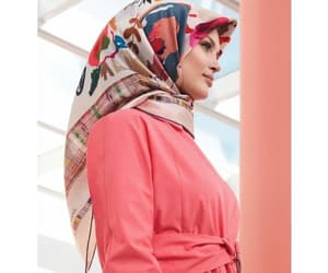 hair, scarf, and enjoystyle image