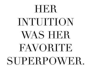 quotes and intuition image