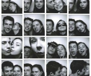 lydia night, couple, and dylan minnette image