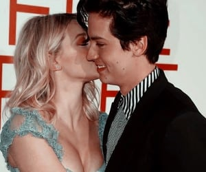 tumblr, lili reinhart, and cole sprouse image