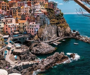 adventure, Amalfi coast, and beach image