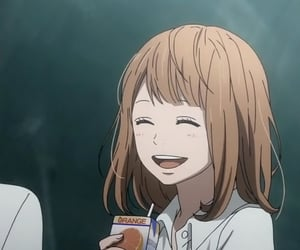 anime, naho, and icon image
