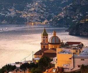 Amalfi coast, architecture, and beauty image