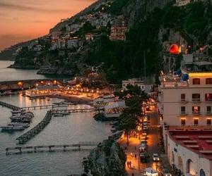 adventure, Amalfi coast, and beautiful image