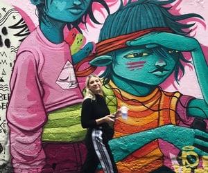 art, girl, and berlin image