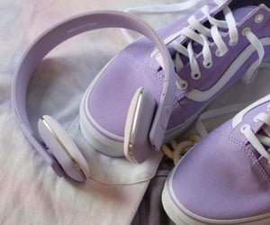 purple, shoes, and lilac image