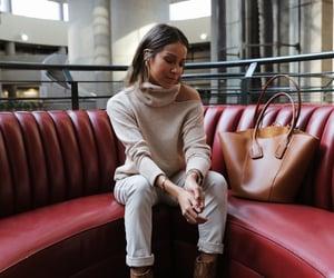 blogger, boots, and bottega veneta image