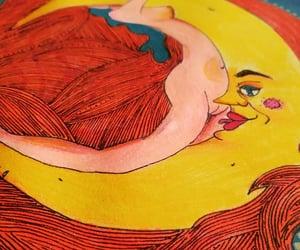 art, Ilustration, and arte image