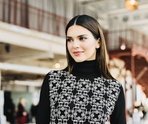 kendall jenner, beauty, and fashion image