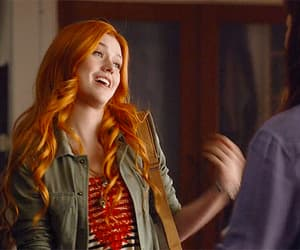 gif, television, and clary fray image