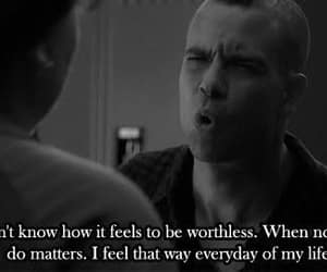 worthless, glee, and quotes image