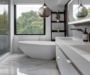 home, bathroom, and house image