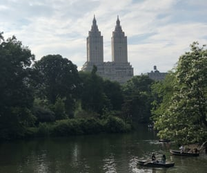 beautiful, pretty, and Central Park image