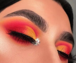 beauty, highlight, and orange red yellow image