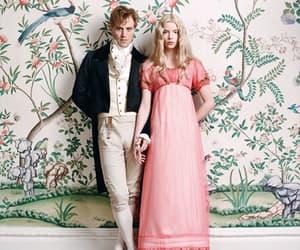 johnny flynn, mr knightley, and emma woodhouse image