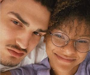 aesthetic, boy, and couple image