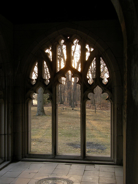 architecture, gothic, and goth image
