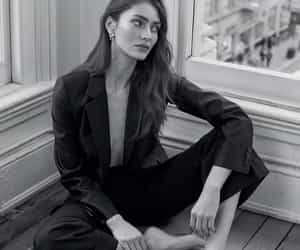 suit, womenswear, and marine deleeuw image