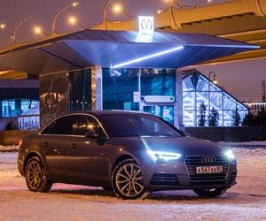 audi, car, and Saint-Petersburg image