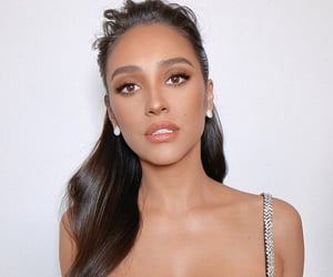 shay mitchell, brunette, and fashion image
