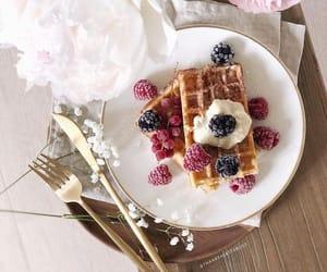 breakfast, food, and honey image