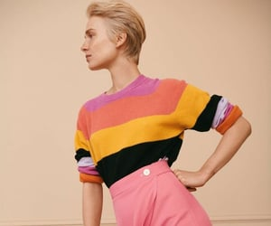 striped, style, and stripes image