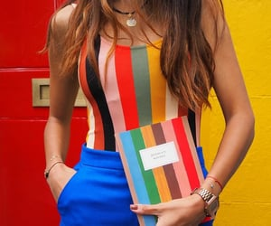 colors, stripes, and journal image
