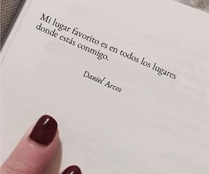 amor, book, and donde image