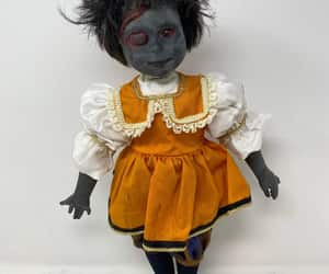 etsy, porcelain doll, and possessed image