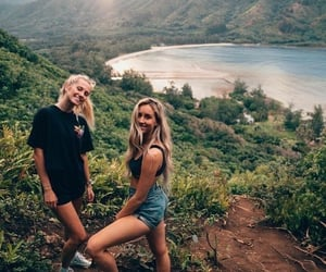 adventure, nature, and best friend image
