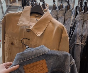 Burberry, casual, and denim image
