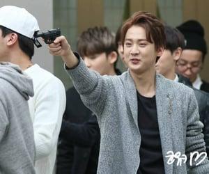 kpop, teen top, and chunji image
